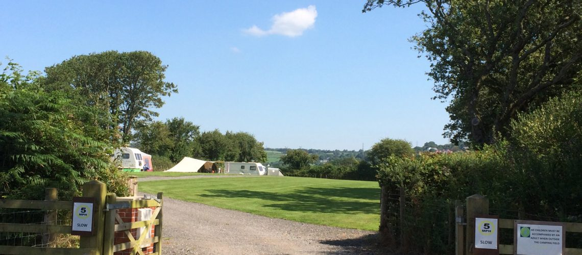 Waungadog Farm is a Touring Caravan and Camping Site for Adults Only in the medieval town of Kidwelly, the perfect location for exploring South West Wales.
