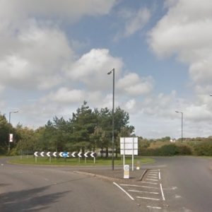 •Take the second exit on the roundabout entering Kidwelly